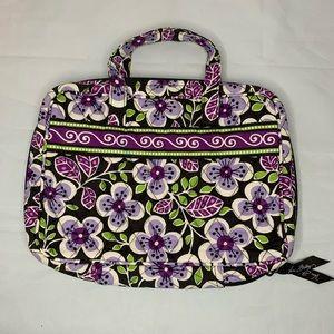 Vera Bradley Travel Jewelry Organizer Cosmetic Bag